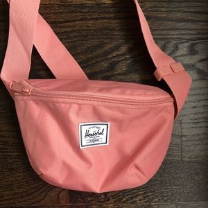 Hershel pink fanny pack